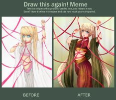 Draw this again! Meme III by Nilfea