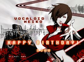 Meiko-Birthday Pic 2008 by u-ness