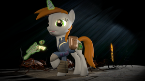 [Reskin] Littlepip (OBSOLETE) by d0ntst0pme
