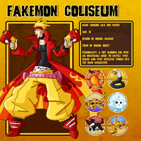 Fakemon Coliseum: Edmund by MTC-Studio