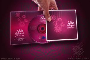 ALAFASY album cover by dhii