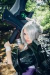 Riven. The Exile (LEAGUE OF LEGENDS) [7] by Akaomy