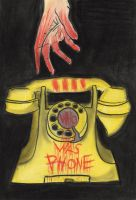 THEN WHO WAS PHONE by charcoalman