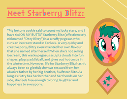 Meet Blitzy by ZumbaZyn