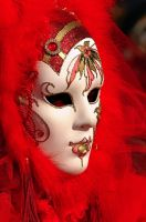 Carnival mask by slight111