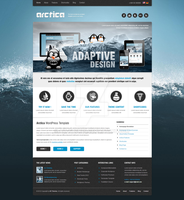 Responsive Freeze Penguins! by ait-themes