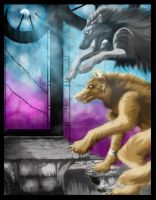 The Howling by XRosewaterX