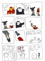 MAN AND MACHINE pg4 by MANeatingCLOTHES