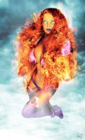 Starfire by 6and6