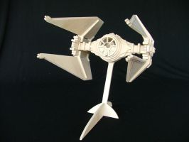 TIE Interceptor by RamageArt