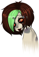 Nellie My zombie baby~ by BiisuMonster