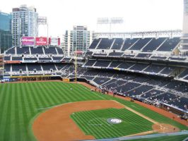 Upper Level at Petco Park by BigMac1212