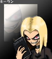 Deathnote: Amy by KiljoyQ