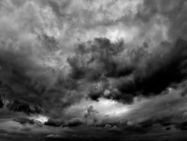 Heaven black and white by CorazondeDios