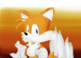 Tails by Metal-Overlord