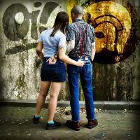 Skinhead Love Affair by Quadraro