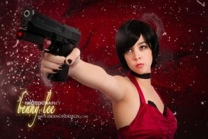 No Regrets - Ada Wong by Benny-Lee