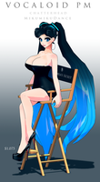 Chic/Sexy Vocaloid PM by chatterHEAD
