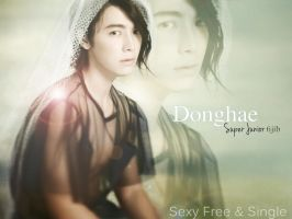Super Junior 6jib 'Sexy Free + Single' - Donghae by ForeverK-PoPFan