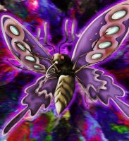 Poison Butterfly by qcaer2
