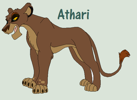 Athari by Cece-Edgars-Sister