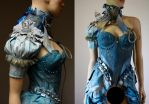 Armor Outfit I by Pinkabsinthe
