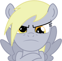 Mad Derpy by Toxic-Mario