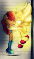 Kiss {Colored} by LilRedGummie