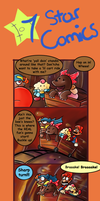 Seven Star Comics 14 by Loopy-Lupe