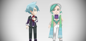 [MMD Download] Chibi Champions by Supurreme