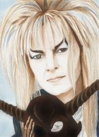 Jareth The Goblin King by ALStanford