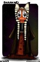 Star Wars-Chibi Shaak Ti by ryuuri