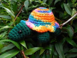 Turtle by crochetamommy