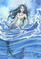 Blue Ocean by MeredithDillman