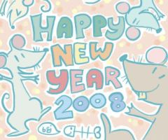 HNY2008 by herhuahed