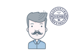 Movember Avatar by LewisBell