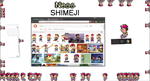 Earthbound - Ness shimeji!! (WIP) (DOWNLOAD) by kalo-maze
