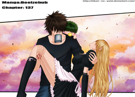 Beelzebub chapter 137: Oga and Hilda by Hikari--no--Yami