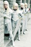claymore 5 by lulysalle