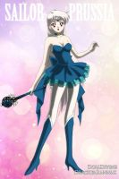 THE AWESOME SAILOR PRUSSIA by XEPICTACOSx