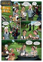 Looking For Group Libro 25 Pagina 11 Spanish by TheDrailusX