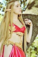 World of Warcraft Blood Elf Cosplay by Hekady