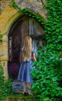 Alice.. by WelshDragonStockNArt