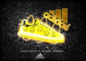 Adidas Mr.Happy by reavX