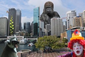 King Kong by snaphappy7530
