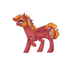 Flash x Princess Cadance baby 1: Cerise Shimmer by CitrusSkittles