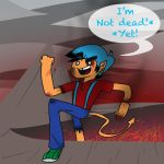 Staying Alive! by Ask-Angelo
