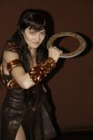 Xena - warrior Princess by TophWei
