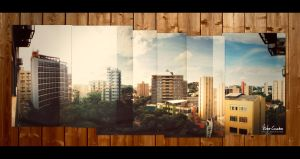 Hotel View - Lomo Panorama by byCavalera