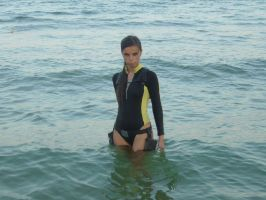 Tomb Raider Underworld Wetsuit by DayanaCroft